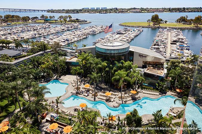 Marriott Marquis San Diego Marina - Pool